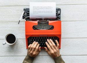 Website content creation. Writing decent website copy.